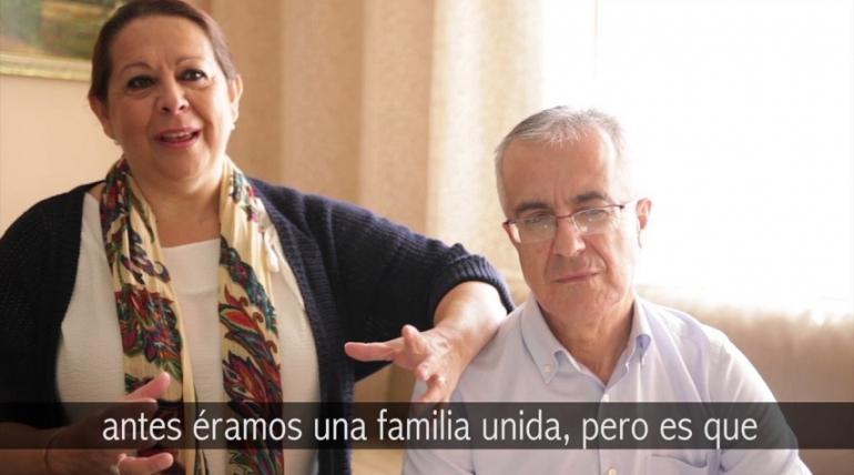 Testimonio de cuatro familias acogedoras
