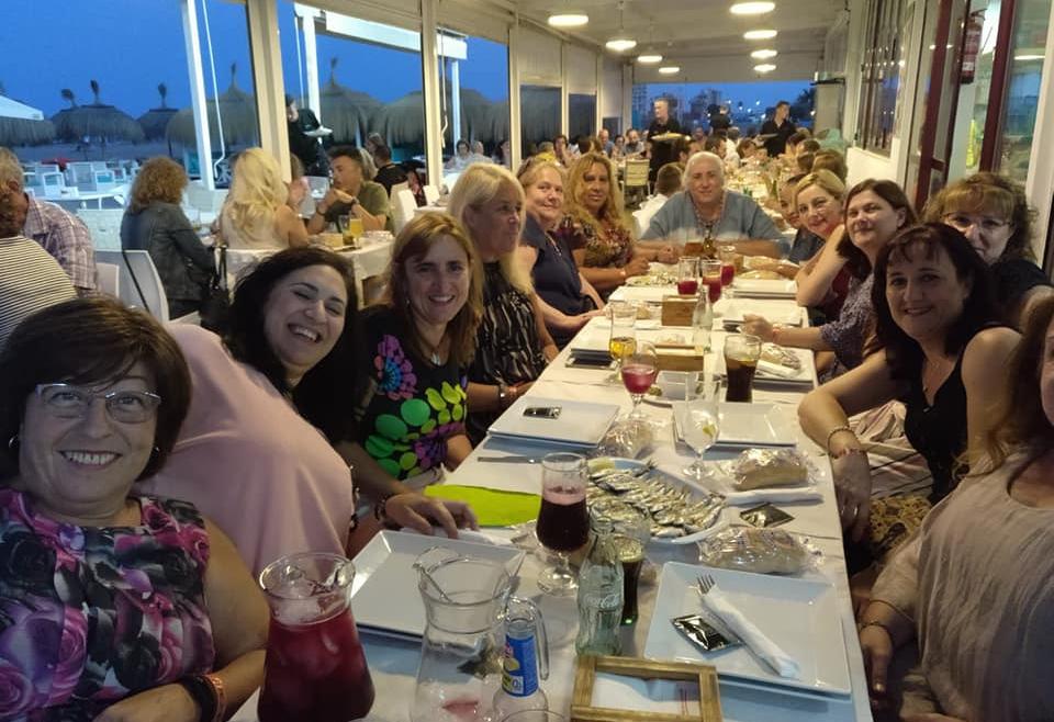 Cena de la Asociación