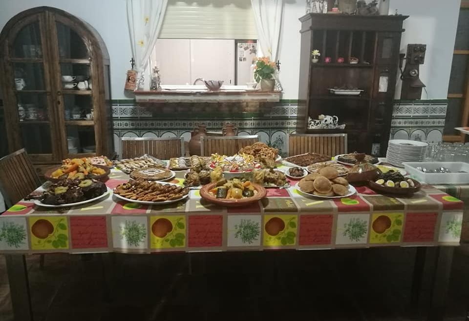Cena marroquí