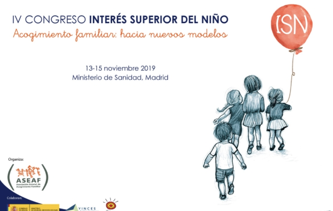 IV Congreso Interés superior del niño.