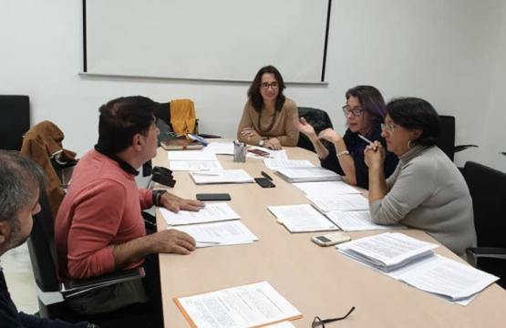 Reunión Federación de Asociaciones de familias de acogida