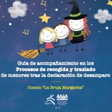Guía de acompañamiento en los procesos de recogida y traslado de niños tras la declaración de desamparo.