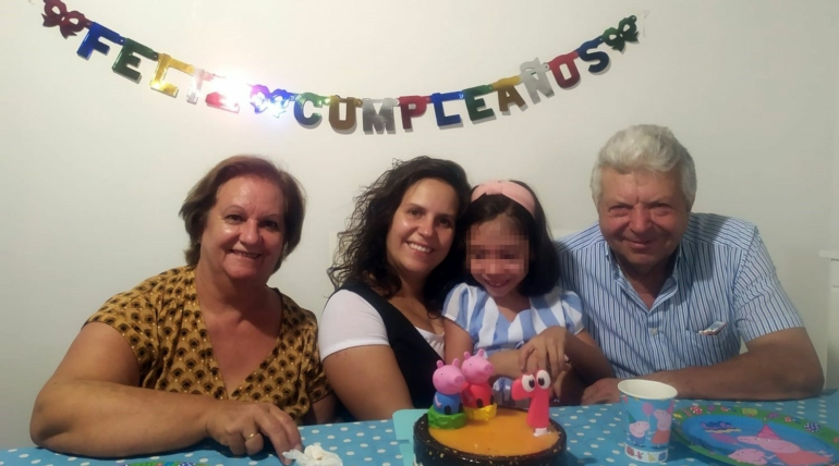 Testimonio de una familia de acogida