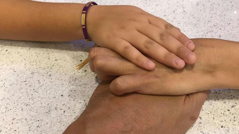 Experiencia de una familia acogedora