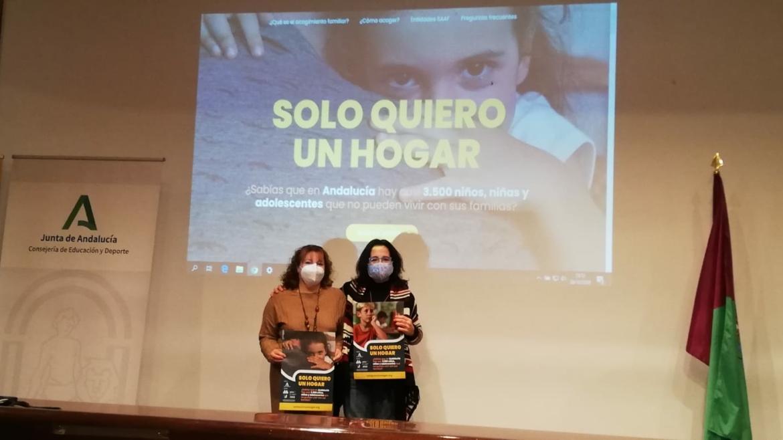 Presentación campaña #soloquierounhogar