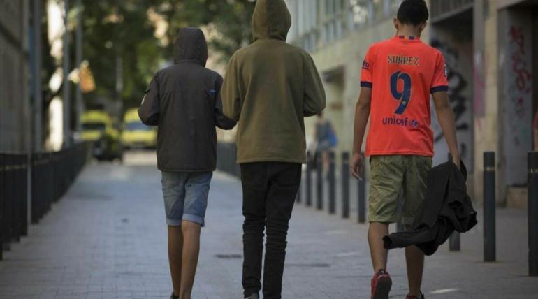 El número de menores tutelados en España supera por primera vez los 50.000